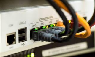 Como solucionar problemas com cabo de rede