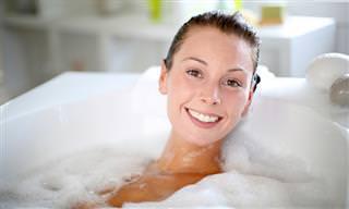Novo Estudo Descobre Que O Banho É Bom Para A Depressão