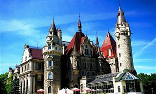 Os 10 Castelos Mais Incríveis da Polônia