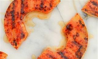 Diversifique na Cozinha: Grelhe Estes Alimentos!