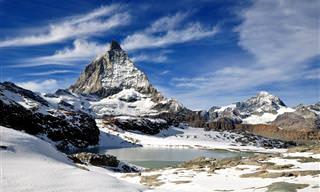 Matterhorn: Este é o cenário natural mais lindo da Suíça!