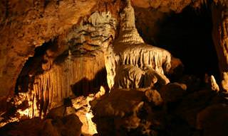 11 Cavernas Exclusivas de Todos os Cantos da Terra