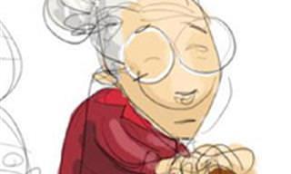 Piada: A velhinha no ônibus