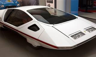 Conheça alguns modelos de carros super originais