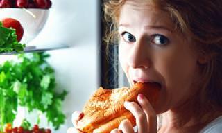 7 Alimentos Ideais Para Comer Antes de Dormir