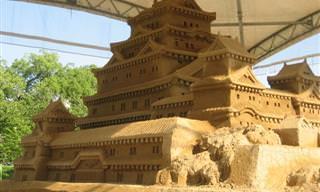 A Arte de Construir Castelos de Areia