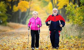Perca Peso e Medidas Com a Caminhada!