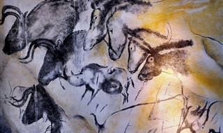 Caverna Chauvet: Arte Perdida no Tempo