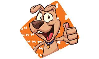 Piada: Um Cão Muito Inteligente Vai Para o Açougueiro