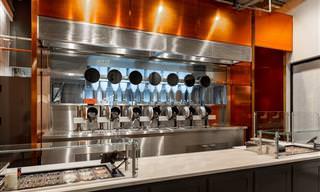Esse restaurante reduziu os gastos apenas usando robôs!