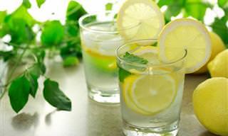 Por Que Água Com Limão em Restaurantes é Tão Perigoso?