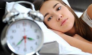 Tendo Problemas Para Dormir? Pode Ser Estresse!