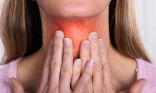 11 Sinais Que Indicam Mau Funcionamento da Tireoide