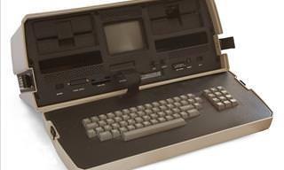 "Conheça os microcomputadores e laptops de ""antigamente"""