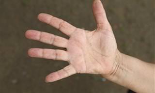 O Seu Dedo Mindinho Pode Revelar a Sua Personalidade!
