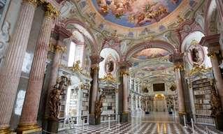 A Maior Biblioteca Monástica do Mundo