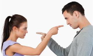 Piadas: Discussões acaloradas entre casais