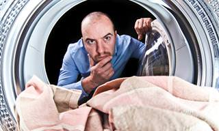 Dicas Para Manter sua Lavadora de Roupas Limpa