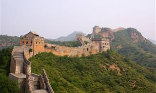 A Grande Muralha da China em 8 Fatos de Interesse
