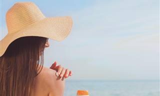Protetor Solar e a Falta de Vitamina D