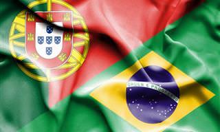 Teste Seus Conhecimentos Sobre Brasil e Portugal