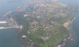 Belos Locais Históricos de Goa