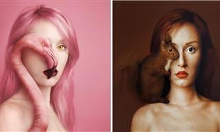 Fotos exclusivas que unem as pessoas aos animais