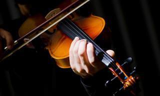 16 Das mais belas peças executadas em violino