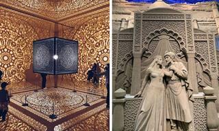 Museus são simplesmente tesouros - 16 fotos fascinantes