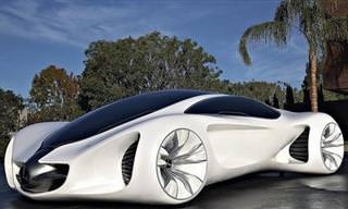 Conheça os 10 Automóveis do Futuro!