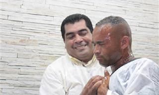 Piada Hilária: O Batizado do Bêbado