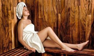 8 Benefícios da Sauna Para a Saúde