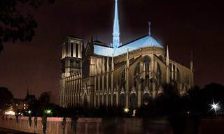 7 Sugestão de Designers Para Reconstruir Notre Dame
