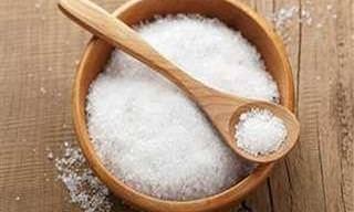 Praticidade: 10 Dicas de Limpeza Usando Sal