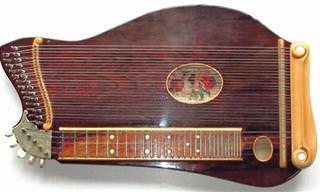 11 Instrumentos Musicais Bem Incomuns