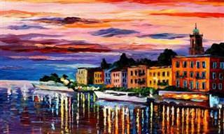 Conheça a Surpreendente Arte de Leonid Afremov
