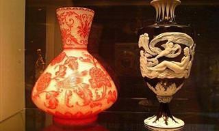 O Museu de Vidro e Seu Impressionante Acervo