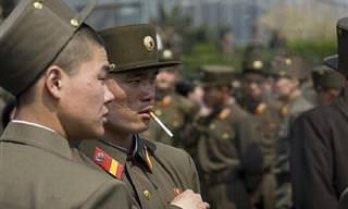 Veja Imagens Exclusivas da Coreia do Norte