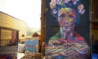 Artes de Rua Inspiradoras