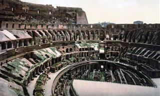 História e Cultura: Cartões-Postais de Roma do Século 19!