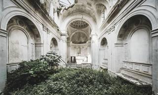 Blíssimos Lugares Abandonados