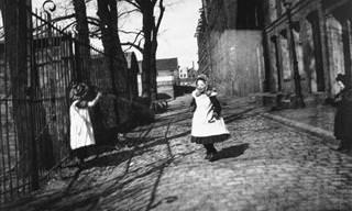 24 Fotos de Amsterdã há 100 anos