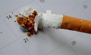 25 Dicas Para Você Parar de Fumar