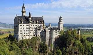 Dez Belos Castelos da Europa