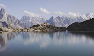 Passeio ao Topo da Europa - Tour du Mont Blanc