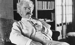 Oito Importantes Conselhos de Mark Twain