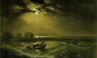 12 Obras de J.M.W. Turner que valem a pena admirar!
