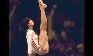 12 Imagens surreais e surpreendentes de atletas olímpicos