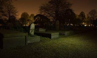 O Medo do Cemitério
