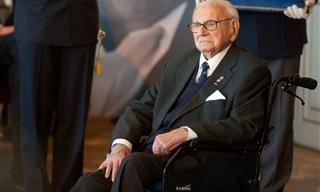 Conheça o homem que salvou quase 700 crianças na guerra